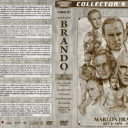Marlon Brando Filmography – Set 6 (1979-1992) R1 Custom DVD Covers