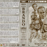 Marlon Brando Filmography – Set 7 (1994-2006) R1 Custom DVD Covers