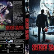 Secret Santa (2018) R1 Custom DVD Cover