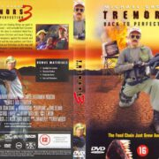 Tremors 3 (2001) R2 Custom DVD Cover & Label