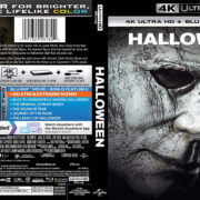 Halloween (2018) 4K Custom Cover