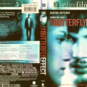 The Butterfly Effect (2004) R1 WS DVD Cover