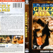 The Life and Times of Grizzly Adams (1977) Season 1 DVD Cover