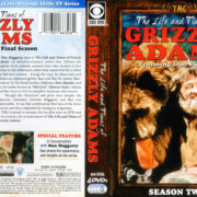 The Life and Times of Grizzly Adams (1977) Season 2 DVD Cover