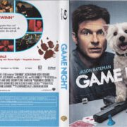 Game Night (2018) R2 German Blu-Ray Covers & Label