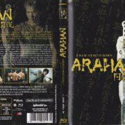 Arahan (2004) R2 German Blu-Ray Covers & label
