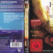 The Hills have Eyes – Hügel der blutigen Augen (2006) R2 German Blu-Ray Cover & Label