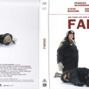 Fargo (1996) R2 German Blu-Ray Cover & Label