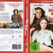 10 Dinge, die ich an dir hasse (1999) R2 German DVD Cover & Label