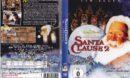 Santa Clause 2 - Eine noch schönere Bescherung (2002) R2 German DVD Cover & Label
