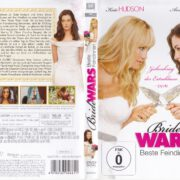 Bride Wars - Beste Feindinnen (2009) R2 German DVD Cover