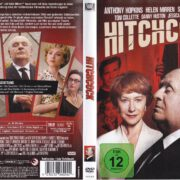 Hitchcock (2012) R2 German DVD Cover & Label