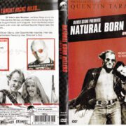 Natural Born Killers (1994) R2 German DVD Cover & Label