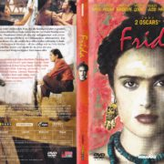 Frida (2002) R2 german DVD Covers & Label