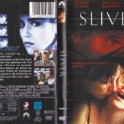 Sliver (1993) R2 german DVD Cover & Label