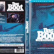 Das Boot (1981) R2 german DvD Covers & Label
