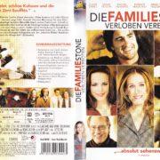 Die Familie Stone – Verloben verboten! (2005) R2 German DVD Cover & Label