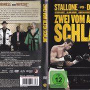 Zwei vom alten Schlag (2013) R2 german DVD Cover & Label