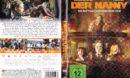 Der Nanny (2015) R2 German DVD Cover & Label