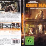 Der Nanny (2015) R2 German DVD Cover & Label