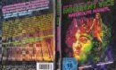 Inherent Vice - Natürliche Mängel (2014) R2 German DVD Cover & Label