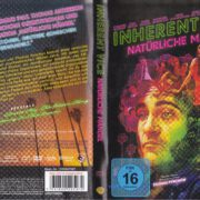 Inherent Vice – Natürliche Mängel (2014) R2 German DVD Cover & Label