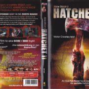 Hatchet II (2010) R2 German DVD Covers & Label