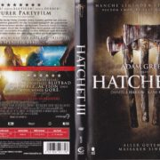 Hatchet III (2013) R2 German DvD Covers & Label