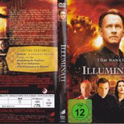 Illuminati (2009) R2 German DVD Cover & Label
