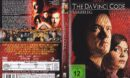The Da Vinci Code - Sakrileg (2006) R2 German DVD Cover & Label