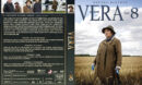 Vera - Set 8 (2018) R1 Custom DVD Cover & labels