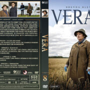 Vera – Set 8 (2018) R1 Custom DVD Cover & labels