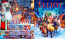 Elliot the Littlest Reindeer (2018) R1 Custom DVD Cover