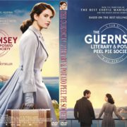 The Guernsey Literary and Potato Peel Pie Society (2018) R0 Custom DVD Cover