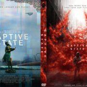 Captive State (2019) R0 Custom DVD Cover