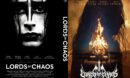 Lords of Chaos (2018) R0 Custom DVD Cover