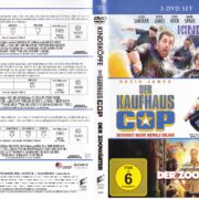 Kevin James Collection (2009 – 2011) R2 German DVD Cover & Labels