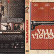 In a Valley of Violence (2016) R2 German DVD Covers & Label