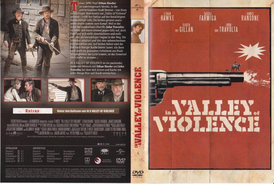 In A Valley Of Violence Deutsch