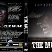 The Mule (2018) R1 Custom DVD Cover