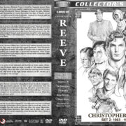 Christopher Reeve Filmography – Set 2 (1983-1987) R1 Custom DVD Covers