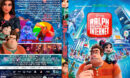 Ralph Breaks the Internet (2018) R1 Custom DVD Cover