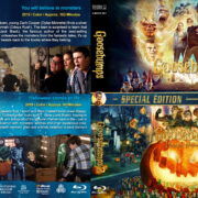 Goosebumps Double Feature (2015-2018) R1 Custom Blu-Ray Cover