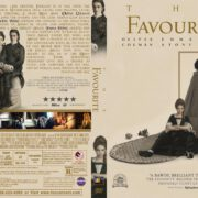 The Favourite (2018) R1 Custom DVD Cover