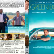 Green Book (2018) R1 Custom DVD Cover
