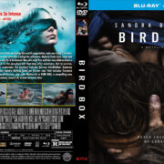 Bird Box (2018) R1 Custom Blu-Ray Cover