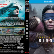 Bird Box (2018) R1 Custom Blu-Ray Cover V2