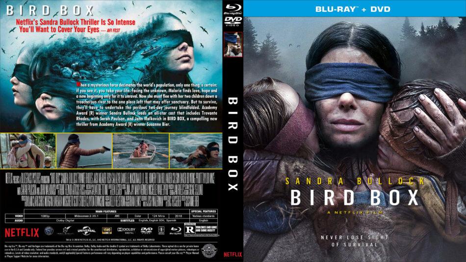 Bird Box Dvd