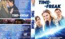 Time Freak (2018) R1 Custom DVD Cover