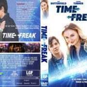 Time Freak (2018) R1 Custom DVD Cover
